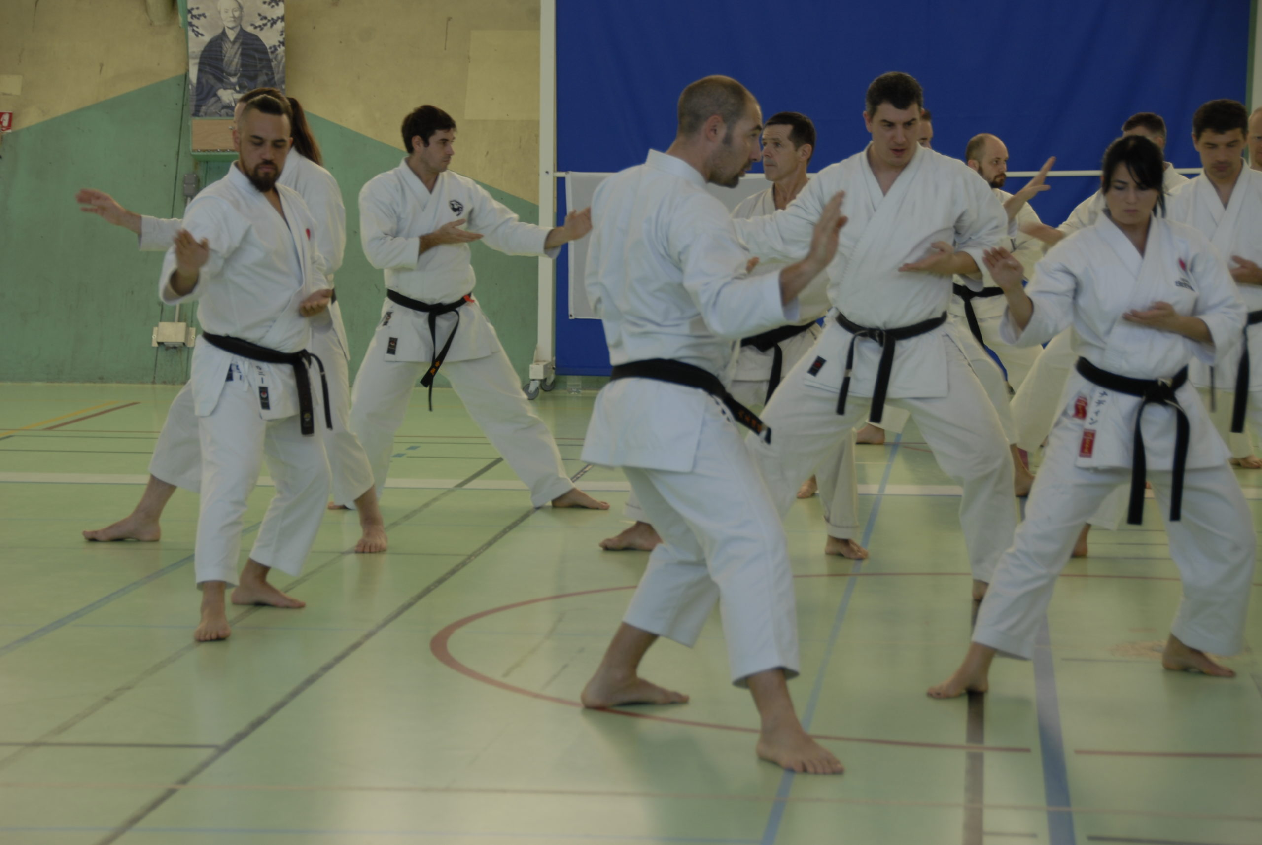 JKA Summer Camp Naka Sensei