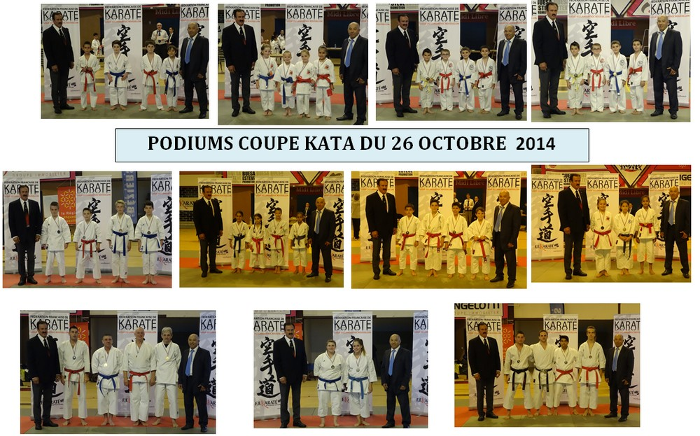 Coupe Karata KARATE